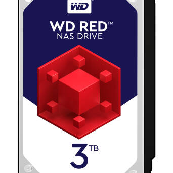 "Dysk 3,5"" 3TB WD RED WD30EFRX"