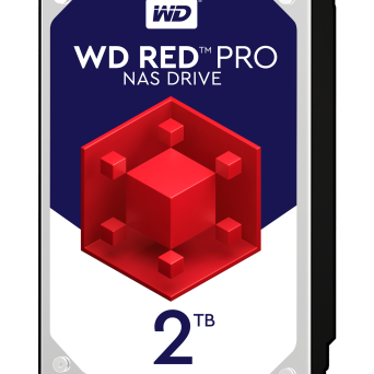 "Dysk 3,5"" 2TB WD RED Pro WD2002FFSX"