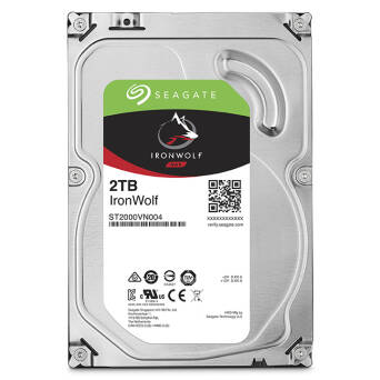 "Dysk 3,5"" 2TB Seagate IronWolf ST2000VN004"