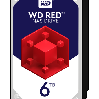 "Dysk 3,5"" 6TB WD RED WD60EFRX"
