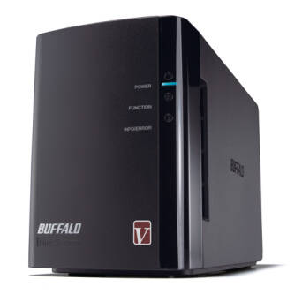 Buffalo LinkStation Pro Duo 2TB (2x1TB)