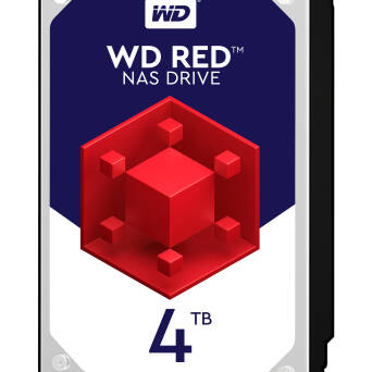 "Dysk 3,5"" 4TB WD RED WD40EFRX"