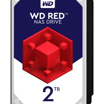 "Dysk 3,5"" 2TB WD RED WD20EFRX"