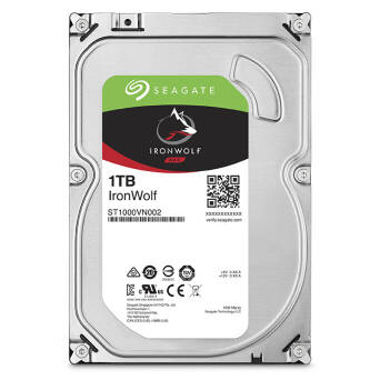 "Dysk 3,5"" 1TB Seagate IronWolf ST1000VN002"