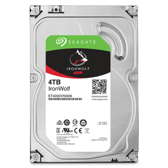 "Dysk 3,5"" 4TB Seagate IronWolf ST4000VN008"